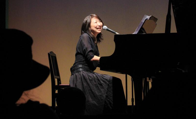 瑞希ピアノ演奏